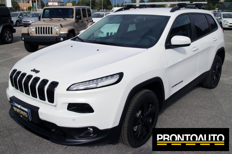 JEEP Cherokee 2.2 Mjt II 4WD Active Drive I Night Eagle