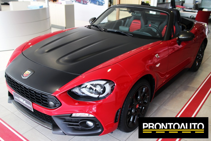ABARTH Cherokee 2.2 Mjt II 4WD Active Drive I Night Eagle