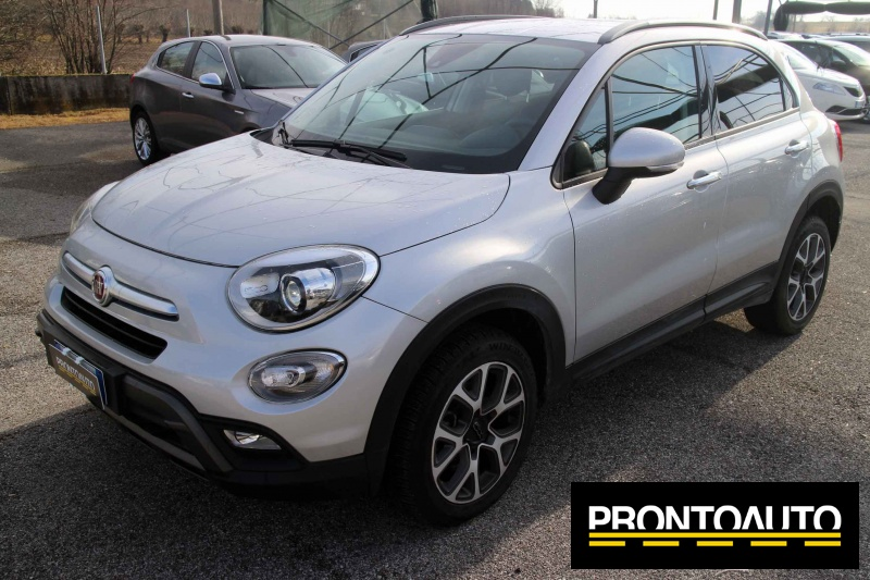 FIAT 500X 2.0 MultiJet 140 CV AT9 4x4 Opening Edition