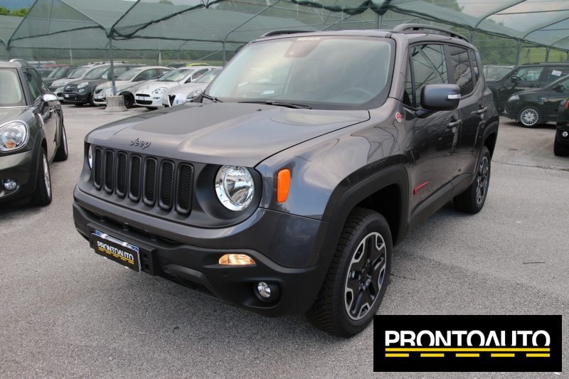 JEEP Renegade 2.0 Mjt 4WD Active Drive Low Trailhawk