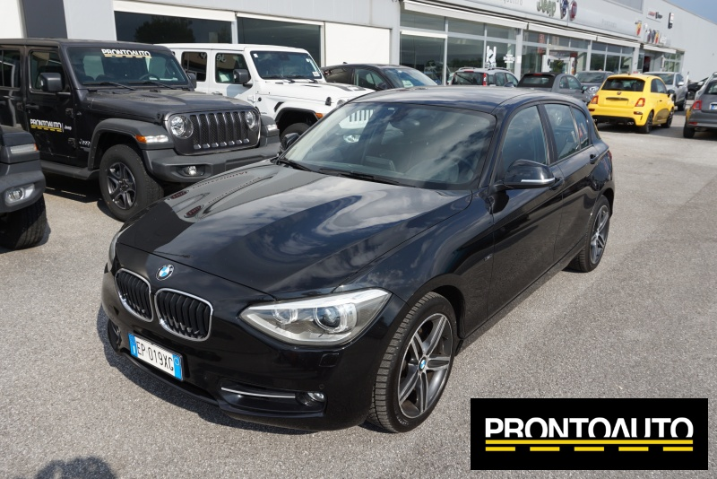 BMW 120d 5p. Msport