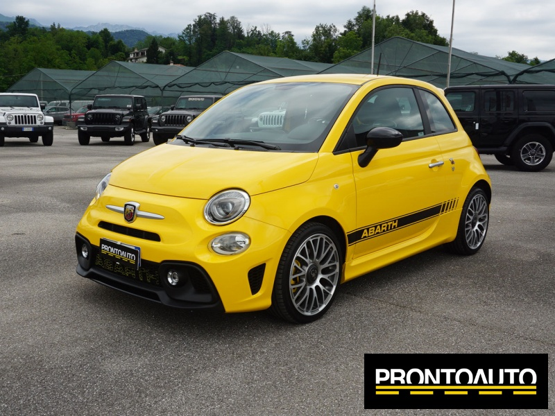 ABARTH 595 C 1.4 Turbo T-Jet 145 CV